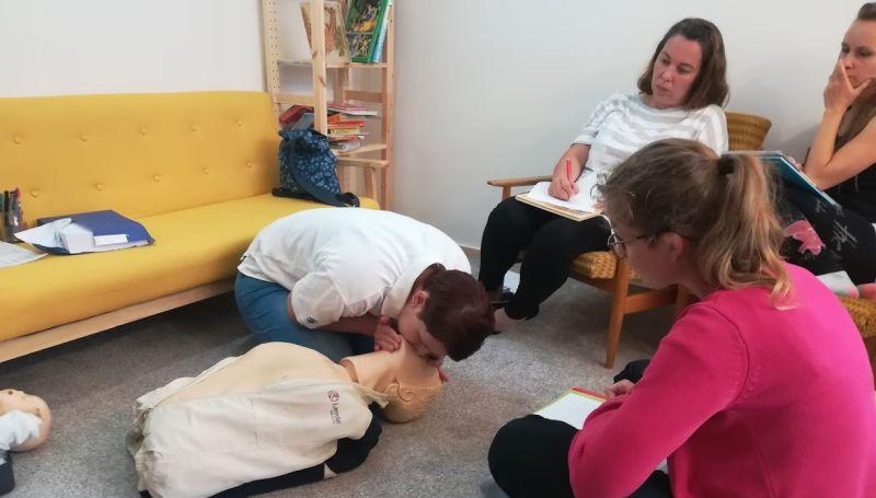 Kurz prvej pomoci v rodine