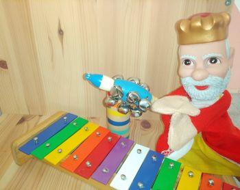 Workshop pre deti: Krajina hudby a zábavy