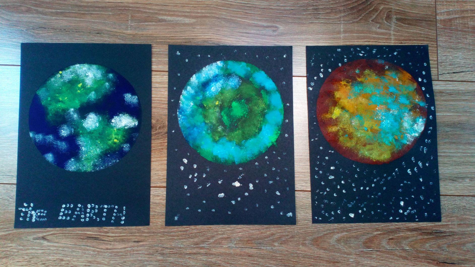 Workshop pre deti: Kúzlo vesmíru
